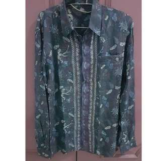 (New) kemeja batik motif