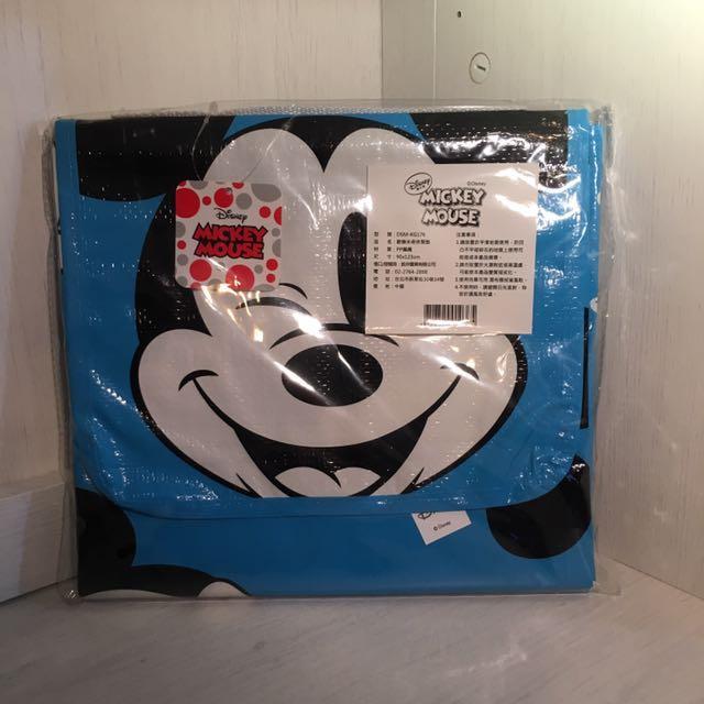 迪士尼野餐墊-米奇正版(聖誕節交換禮物)