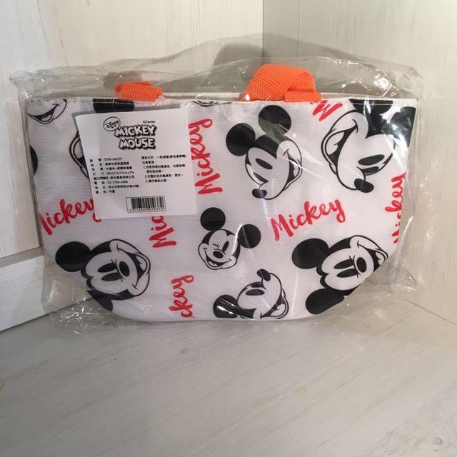 迪士尼保溫提袋-米奇正版(聖誕節交換禮物)
