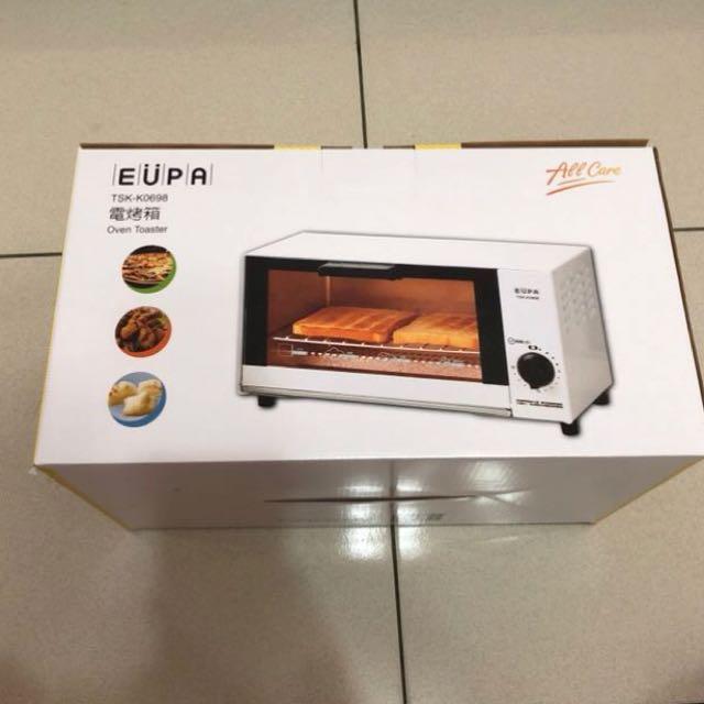 全新電烤箱(可當交換禮物)