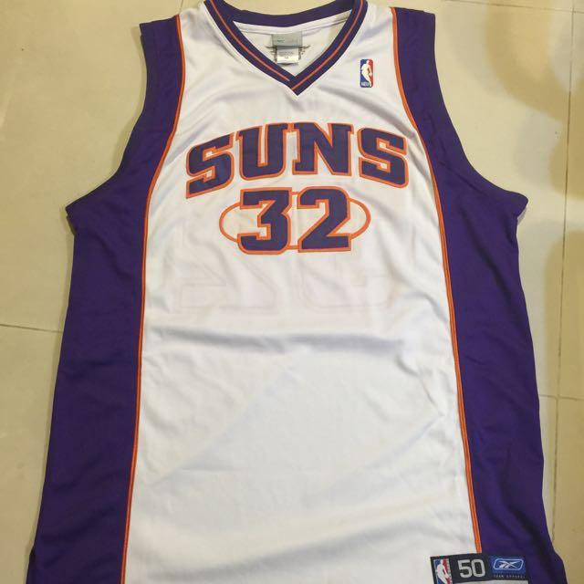 阿嬤 Amare Stoudemire NBA太陽隊 球員版 新人年球衣AU 50