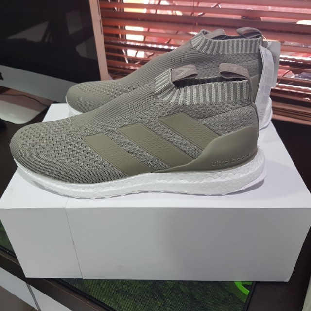 5e716094d034 Adidas ACE 16 Purecontrol Ultraboost Clay UK9.5