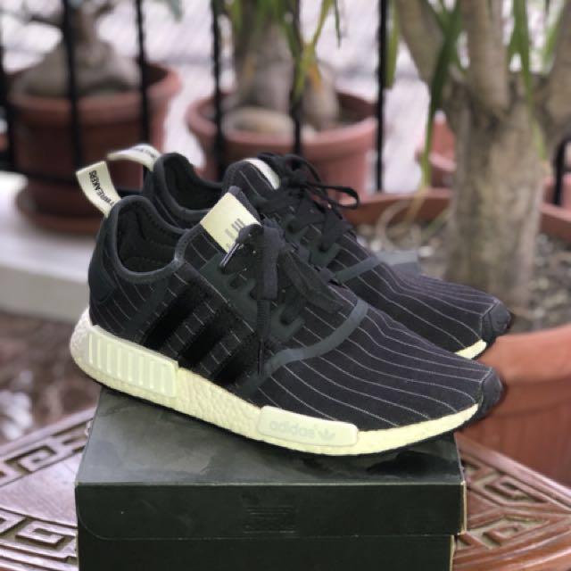 Adidas Original NMD R1 x Bedwin & The Heartbreakers Black