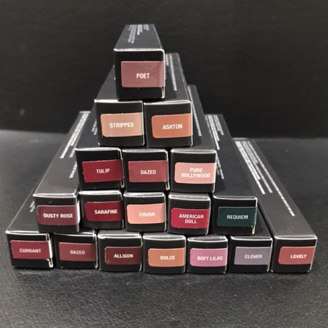 Anastasia Beverly Hills Liquid Lipsticks $35 Each