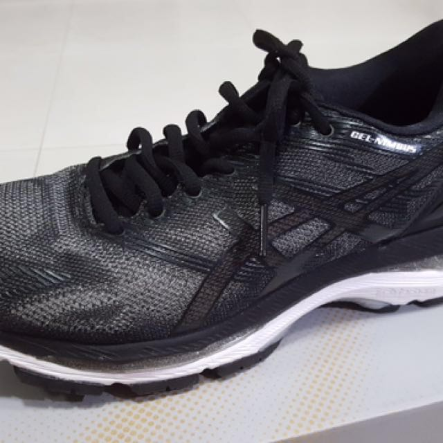 low price ef455 0175e Asics Running Shoes (Gel Nimbus 19), Sports, Sports Apparel ...