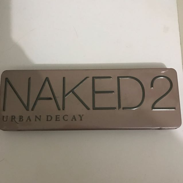 AUTHENTIC NAKED 2