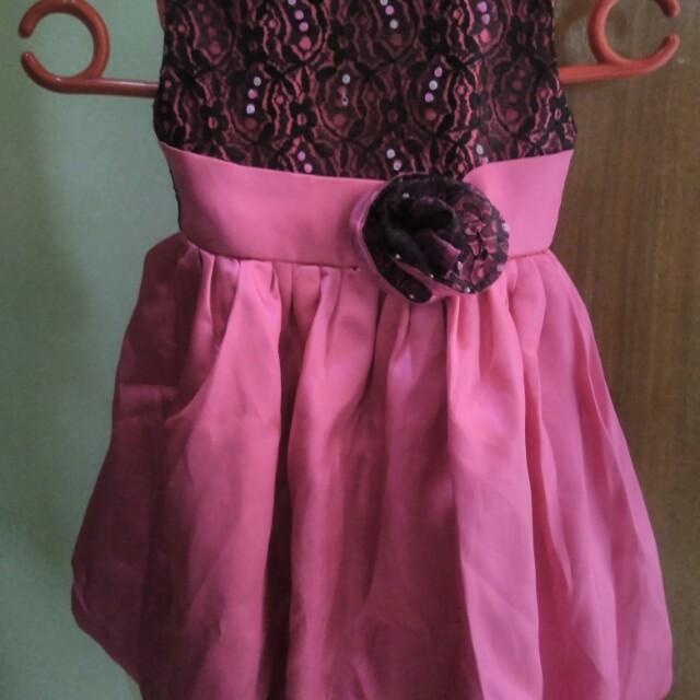 REPRICE!!! Baju, Dress, Gaun pesta anak