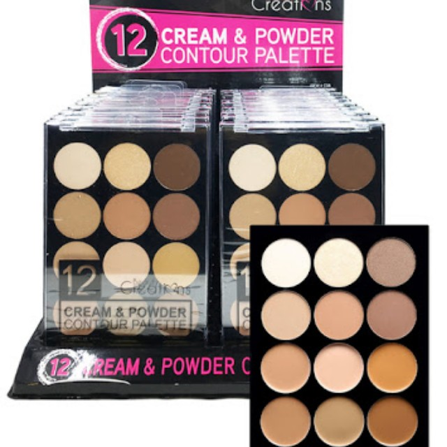 Beauty Creations Contour Palette