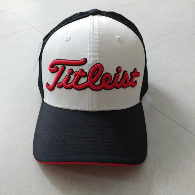 e71f61fdd0e BN Titleist Two Tone Mesh Golf Cap