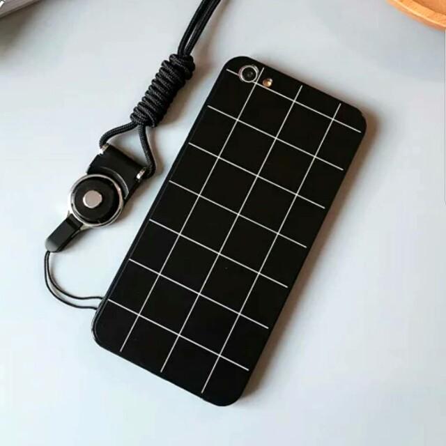 timeless design 11827 97d0d BNIP Oppo A57 Phone Cover / Case (Grid Design)