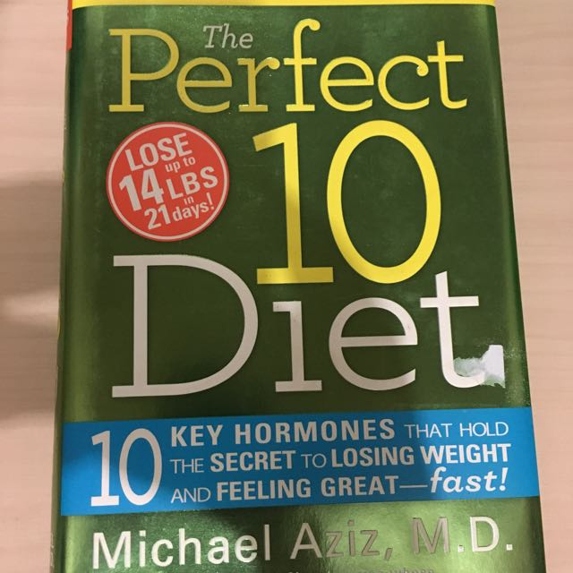 Buku The Perfect 10 Diet