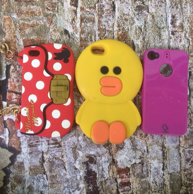 Casing for ip 4