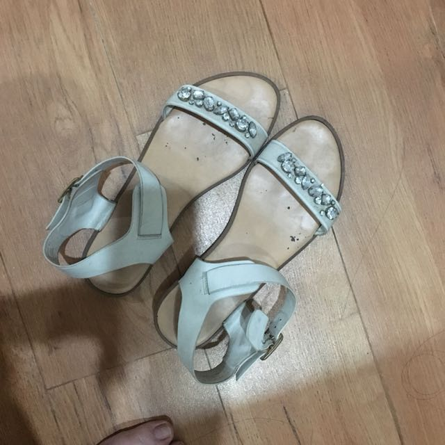 Charles & Keith Jewel Strap Sandal