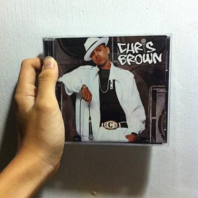 Chris Brown Album Bundle
