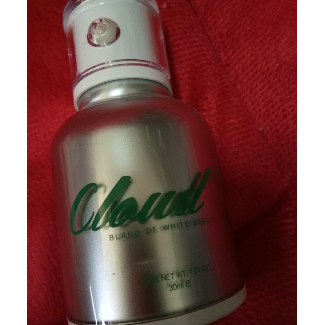 Cloud9 Blanc De White Serum