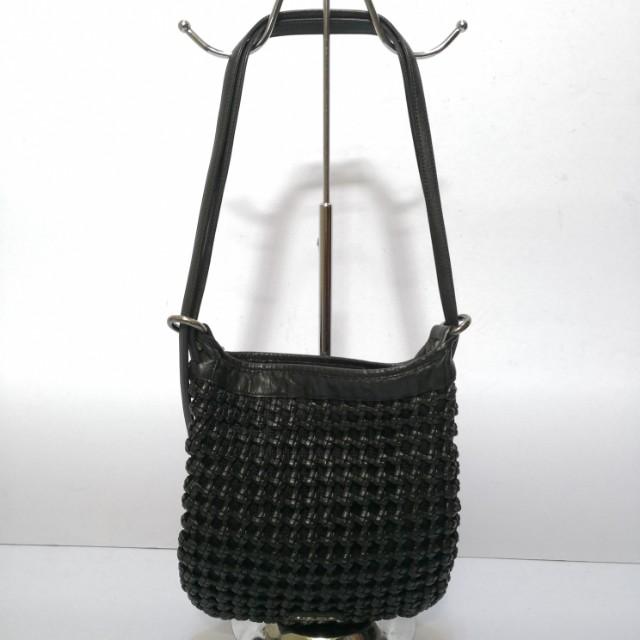 Cobo Genuine Leather Two-way Bag - Shoulder Bag and Backpack