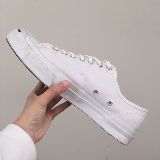 converse x jack purcell in size 10