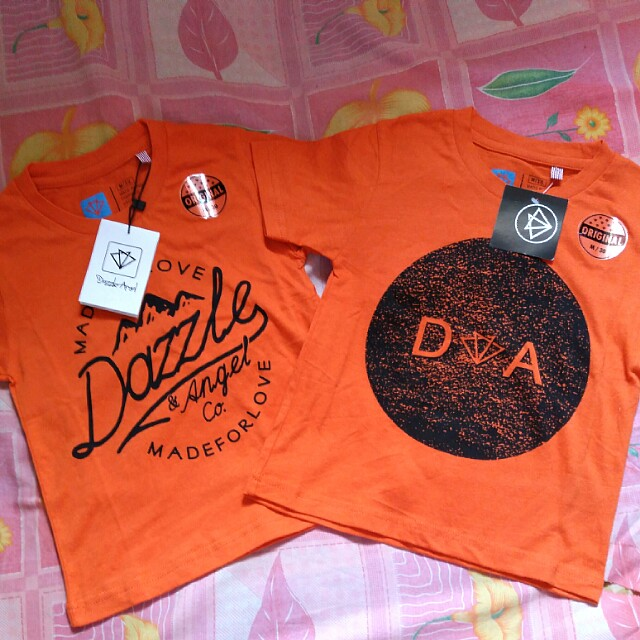Dazzle And Angel tshirt