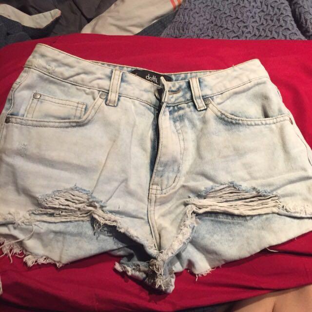 Dotti shorts 🖇