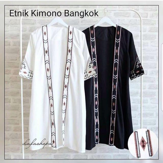 Etnik kimono bangkok