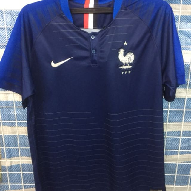 hot sale online 29a7a fe6b9 France world cup 2018