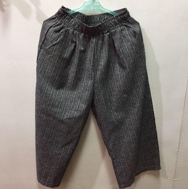 Grey Culottes