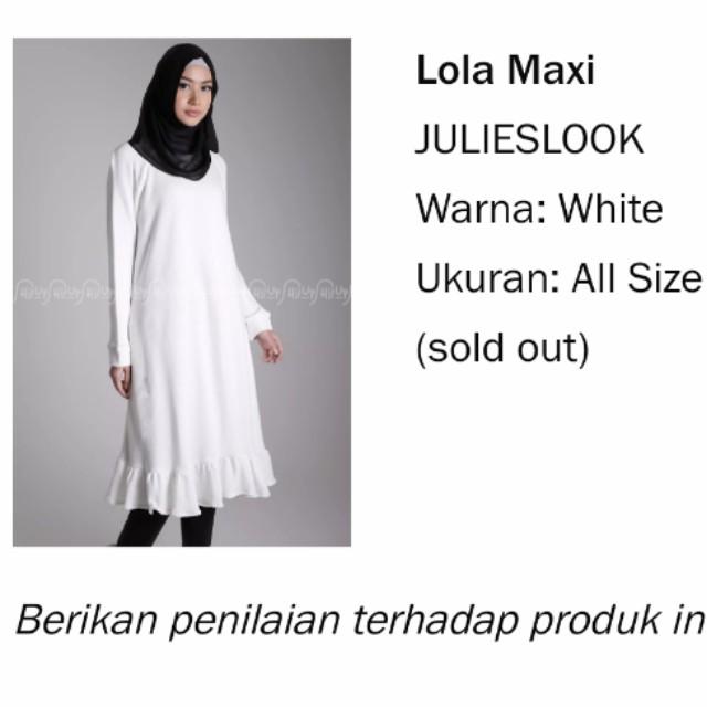 hijup maxi dress white