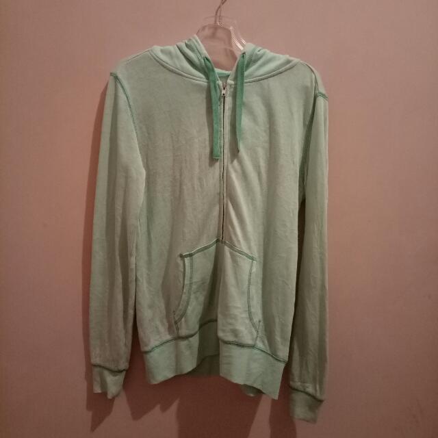 Jaket Zipper Hoodie Sweater