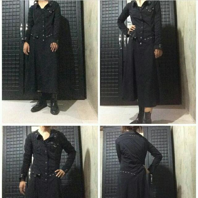 Japanese yankii punk dress