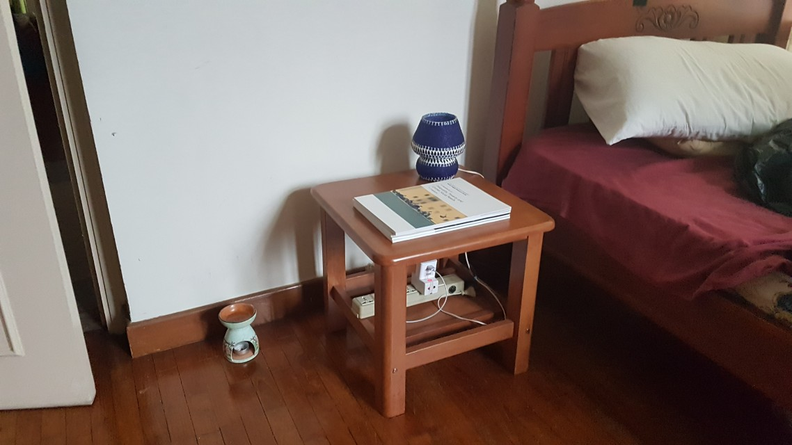 Lovely side table (x2)