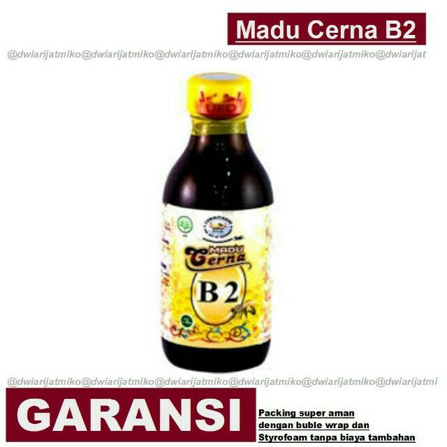 CERNA B2 (SPESIALIS MADU PENCERNAAN). Source. ' photo photo .