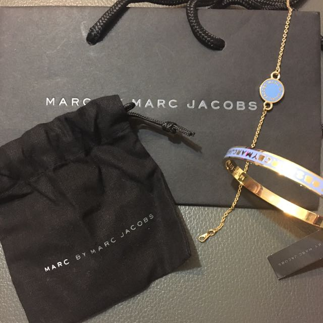 Marc by Marc Jacobs 經典手環手鏈