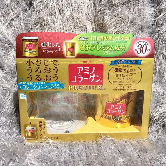 Meiji Amino Collagen Premium (NEW)