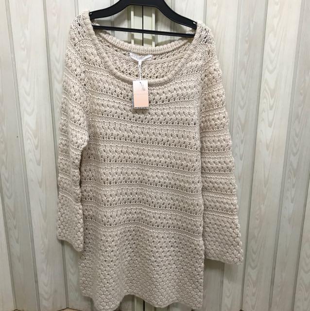 Mercuryduo 編織毛衣洋裝