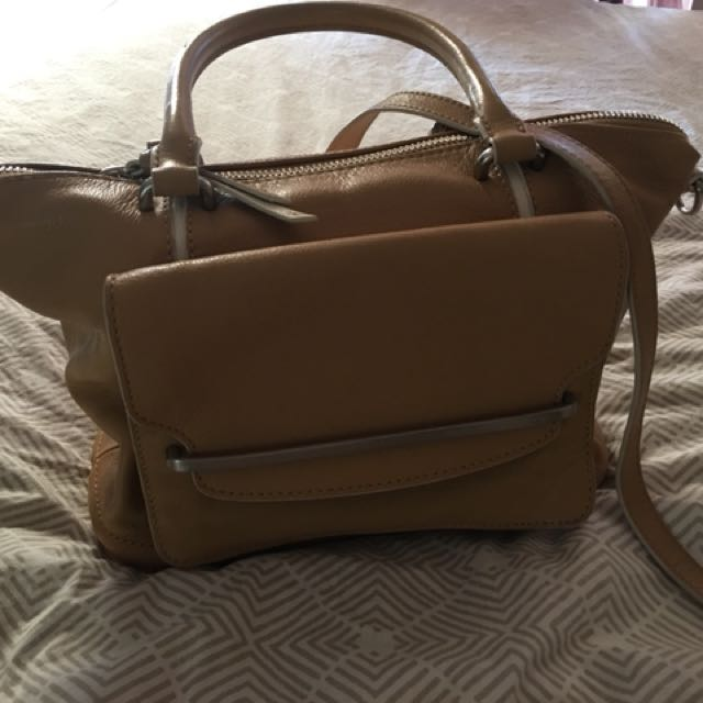 Mimco bag hardly used