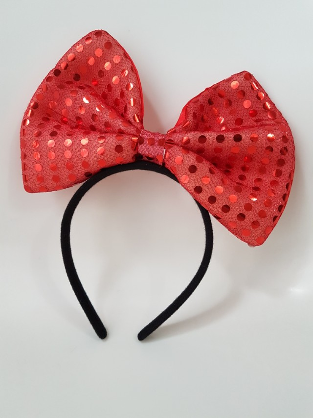 Minnie Mouse head accesories bando