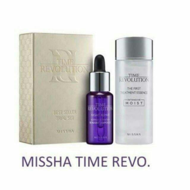 Missha Time Revolution