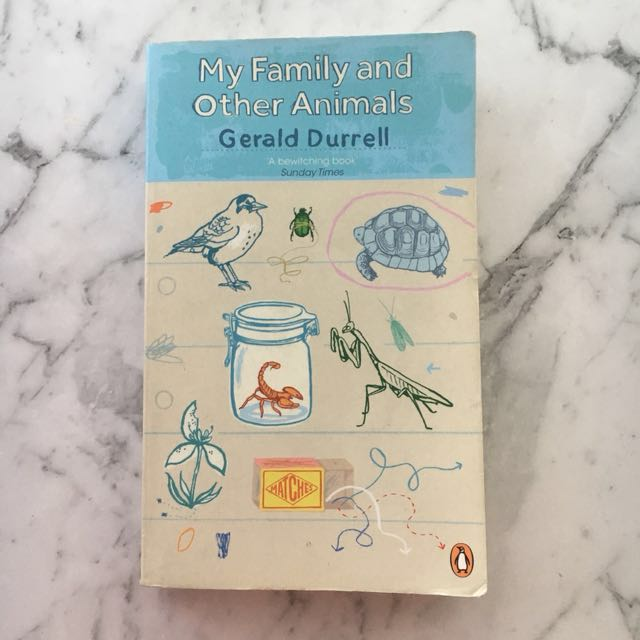 My Family and Other Animals - Gerald Durrell Novel
