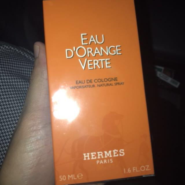 ON SALE - HERMES Eau D'Orange Verte 50ML