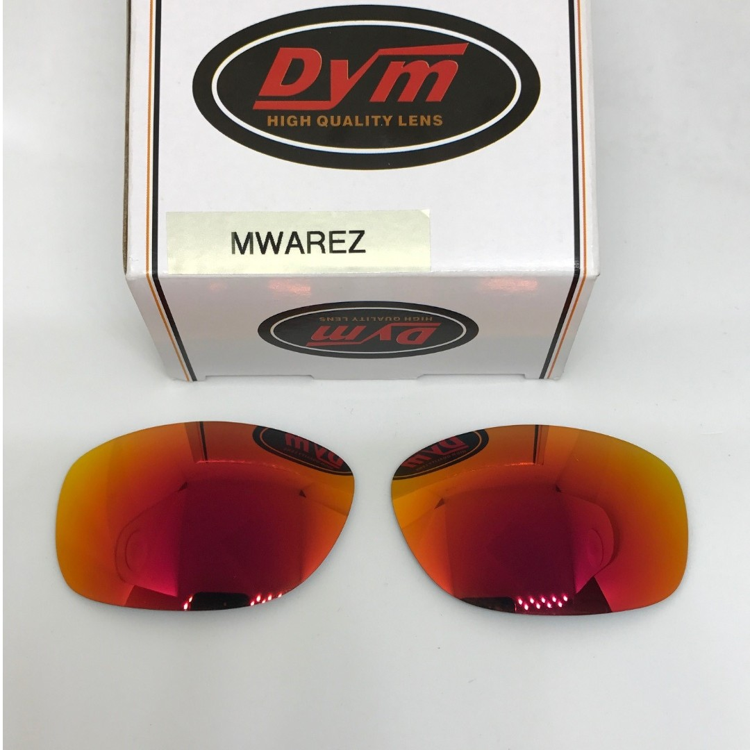 8e9fc30dda Pit bull Fire Red POLARIZED Dym REPLACEMENT lense for Oakley Pit bull  Sunglasses