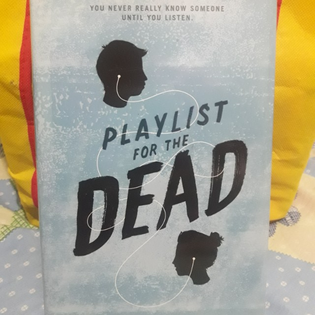Playlist for the Dead HB