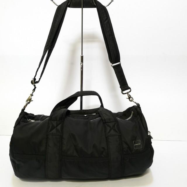Porter International Nylon Gym/Travel Duffle Bag