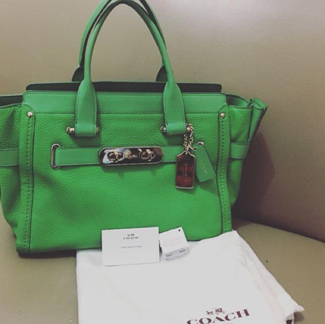 Preloved Coach Swagger