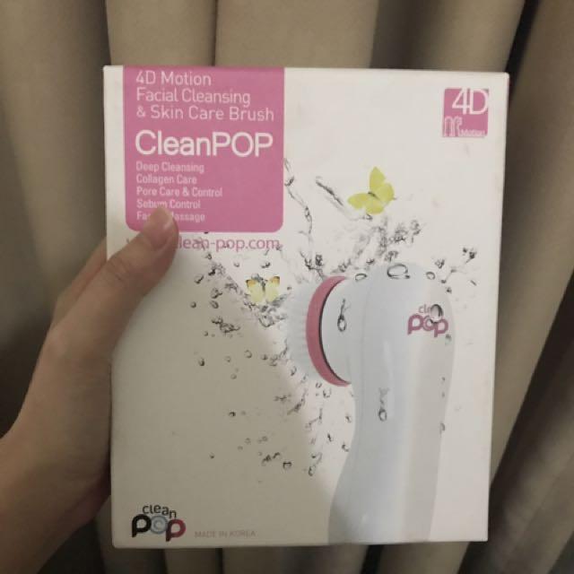 SALE 4D motion cleansing brush clean pop