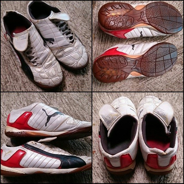 Sepatu puma futsal