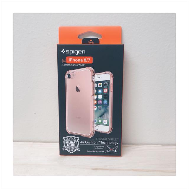 Spigen iPhone 8/7 crystal shell