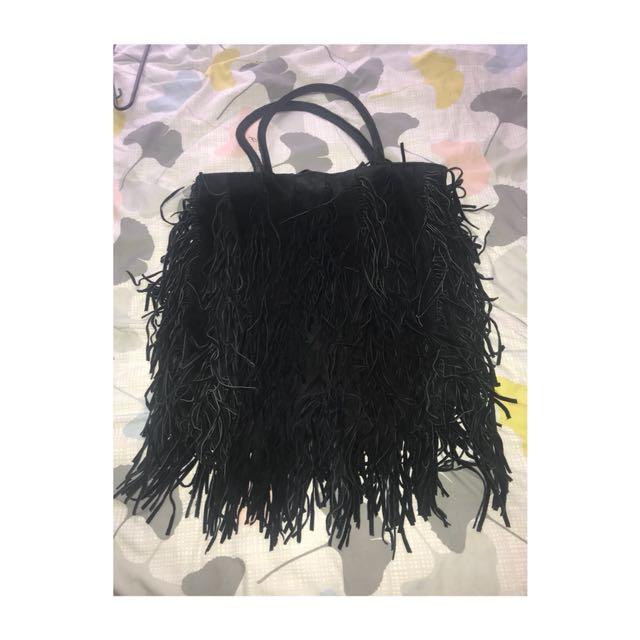 Sportsgirl Black Bag