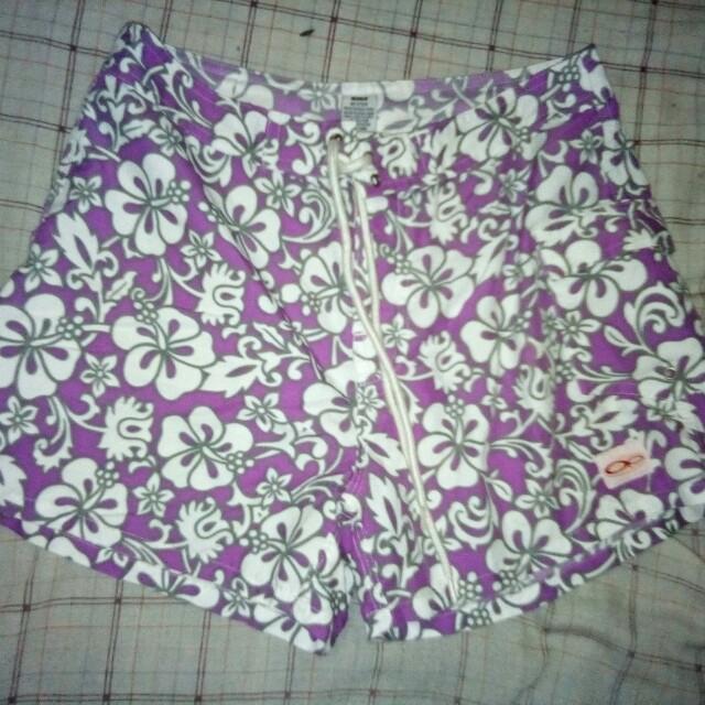 Summer Print Shorts