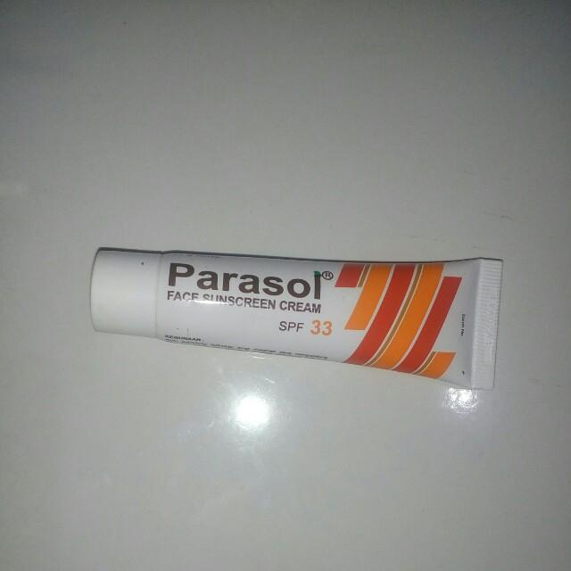 Sunblock Parasol 33 SPF