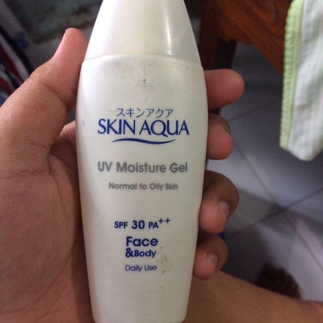 sunblock sunscreen face and body